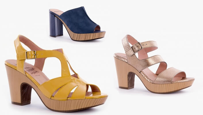 Nueva temporada de zapatos Primavera-Verano 2016  29388e72f065