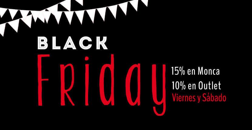 Black Friday Monca